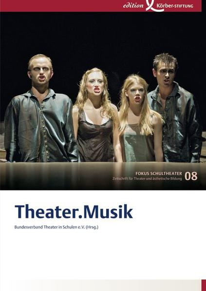 Fokus Schultheater 08.Theater. Musik als Buch von