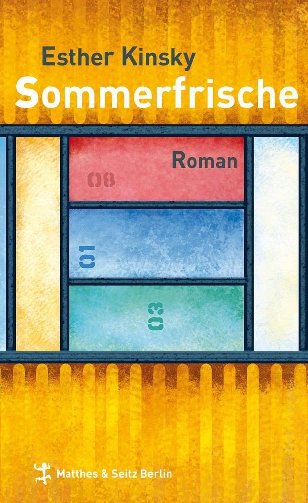 Sommerfrische als Buch