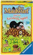 Ravensburger Spiel - Mitbringspiel - Der Maulwurf und sein Versteck-Spiel