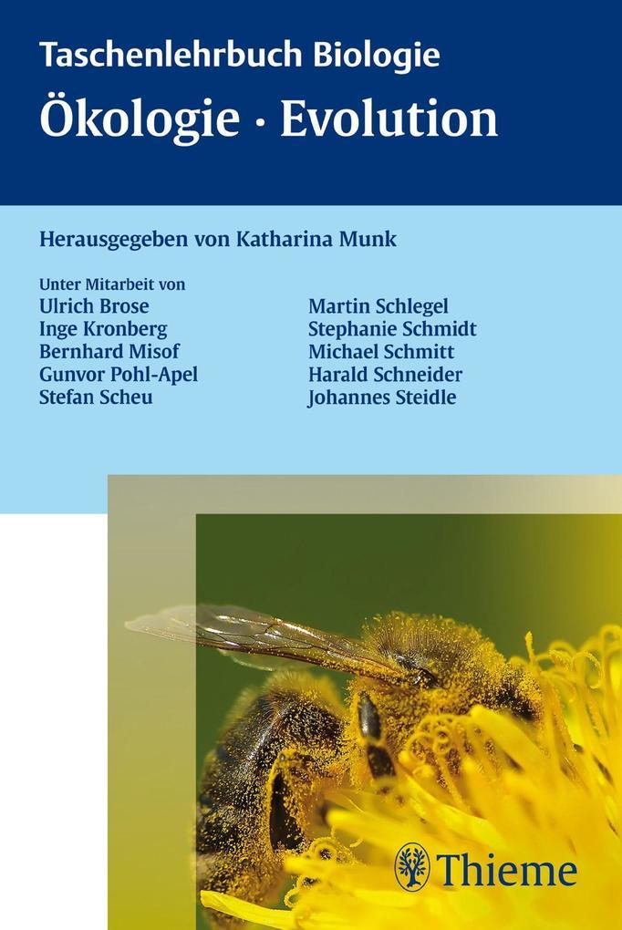 Taschenlehrbuch Biologie: Evolution - Ökologie ...