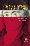 Friedens-Predigt an Deutschland 1808