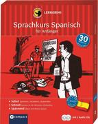 Lernkrimi-Sprachkurs Spanisch für Anfänger