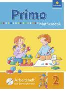 Primo.Mathematik 2. Arbeitsheft mit CD-ROM
