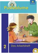 Pusteblume. Das Sachbuch 2. Arbeitsheft mit CD-ROM. Nordrhein-Westfalen
