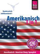 Kauderwelsch Sprachführer Amerikanisch 3 in 1