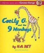 Curious George: Cecily G. and the Nine Monkeys