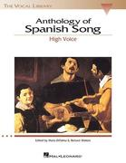 Anthology of Spanish Song: The Vocal Library High Voice