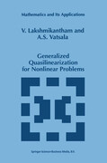 Generalized Quasilinearization for Nonlinear Problems