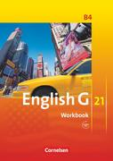 English G 21. Ausgabe B 4. Workbook mit Audios online