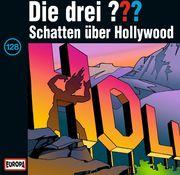 Die drei ??? 128. Schatten über Hollywood (drei Fragezeichen) Kassette