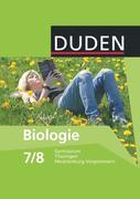 Biologie 7/8 Lehrbuch Mecklenburg-Vorpommern, Thüringen Gymnasium