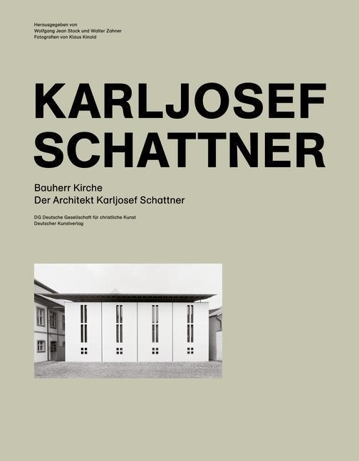 Bauherr Kirche. Der Architekt Karljosef Schattn...