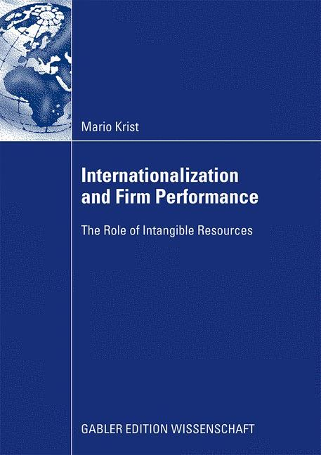 Internationalization and Firm Performance als B...