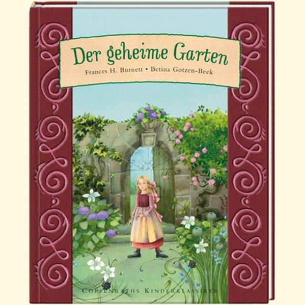 Der Geheime Garten Buch Frances Hodgson Burnett