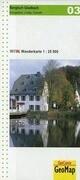 NRW Wanderkarte 03 Bergisch-Gladbach 1 : 25 000