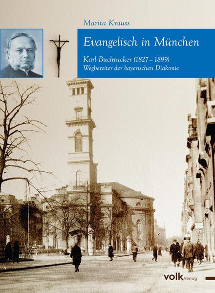 Evangelisch in München als Buch von Marita Krauss