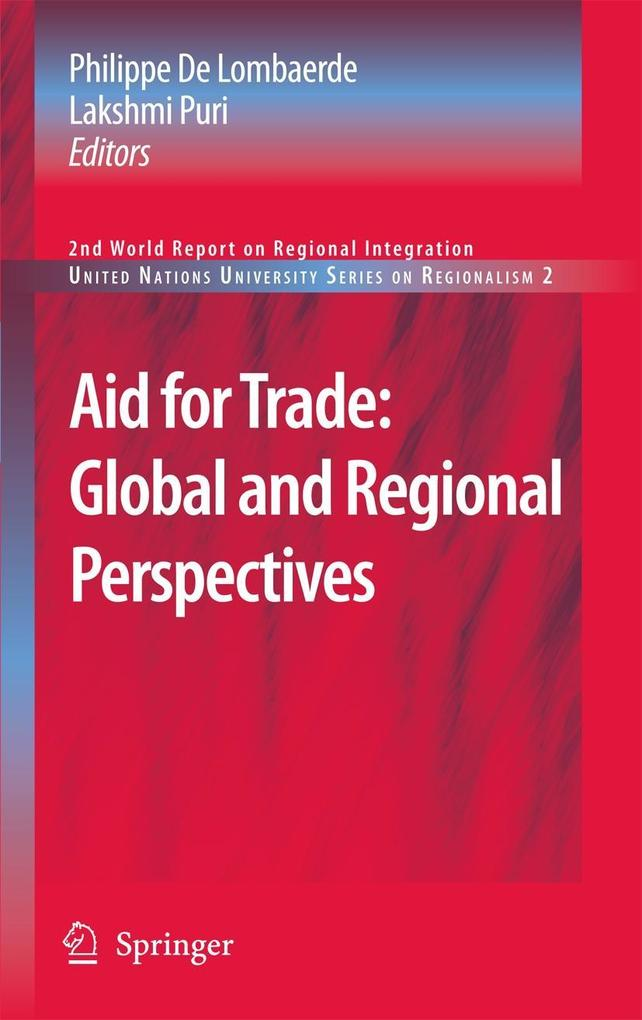 Aid for Trade: Global and Regional Perspectives...