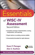 Essentials of Wisc-iv Assessment, Second Edition