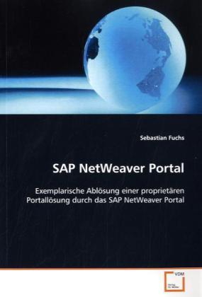 SAP NetWeaver Portal als Buch von Sebastian Fuchs