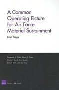 A Common Operating Picture for Air Force Materiel Sustainment: First Steps