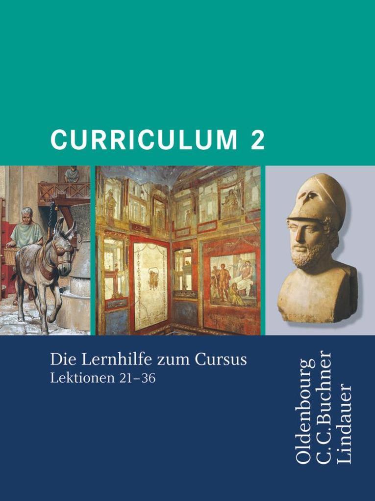 Curriculum 2. Lernjahr als Buch