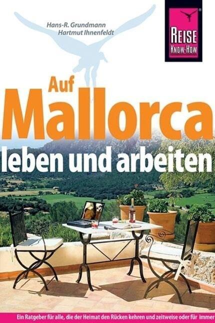 Auf Mallorca leben und arbeiten als Buch von Ha...