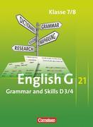 English G 21. Ausgabe D 3 und D 4. Grammar and Skills