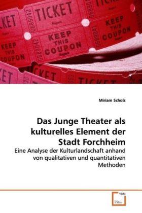 Das Junge Theater als kulturelles Element der S...