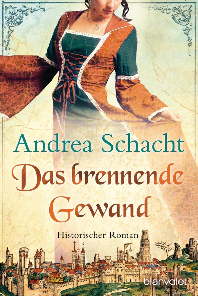 Das brennende Gewand als eBook Download von And...