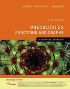 Precalculus Functions and Graphs: A Graphing Approach [With Access Code]