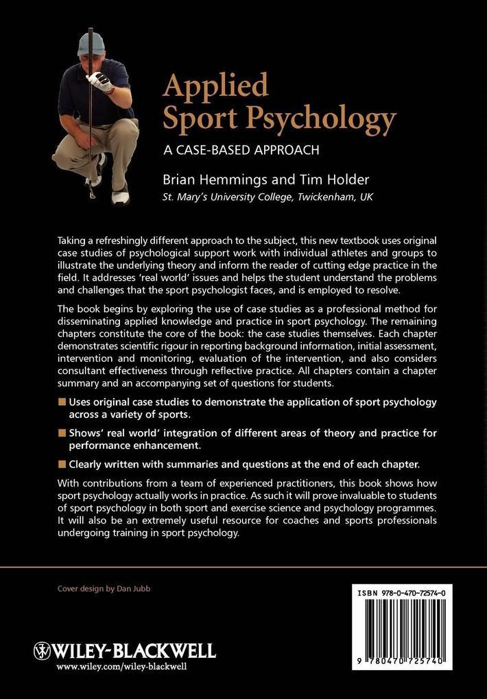 Applied Sport Psychology als Buch von Brian Hem...