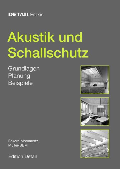 Detail Praxis - Akustik und Schallschutz als Bu...