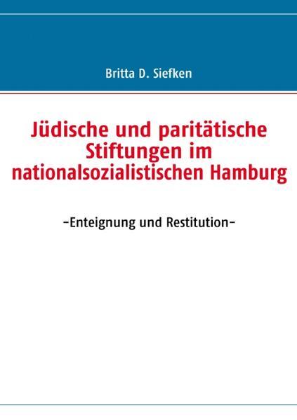 Jüdische und paritätische Stiftungen im nationa...