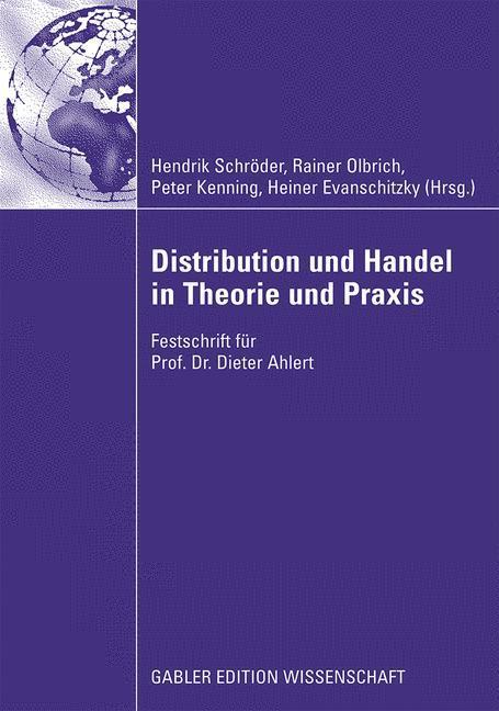 Distribution und Handel in Theorie und Praxis a...