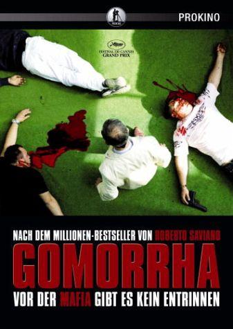 Gomorrha - Vor der Mafia gibt es kein Entrinnen als DVD