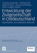 Entwicklung der Zivilgesellschaft in Ostdeutschland