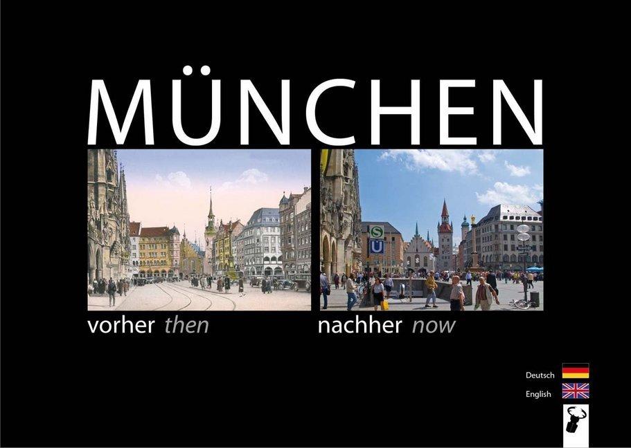 München vorher nachher als Buch