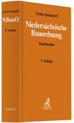 Niedersächsische Bauordnung - Kommentar