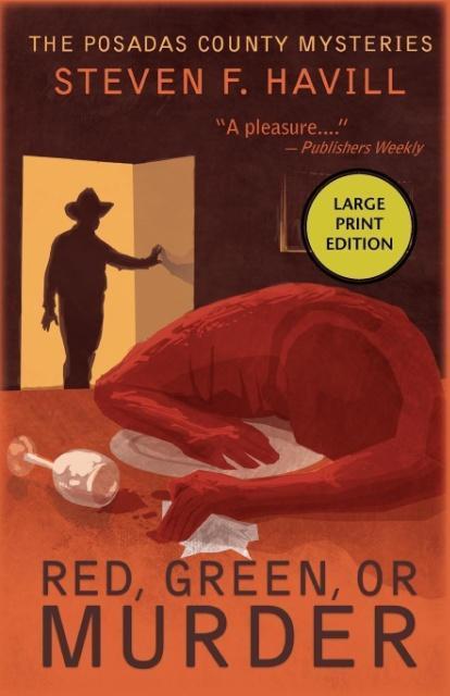 Red, Green, or Murder als Taschenbuch