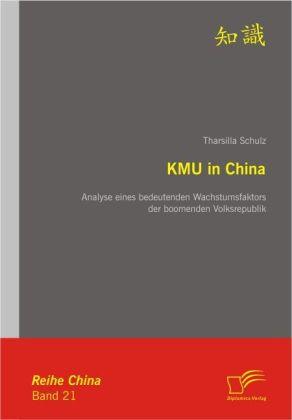 KMU in China als Buch von Tharsilla Schulz