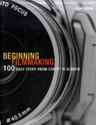Beginning Filmmaking