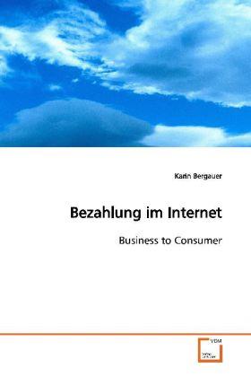 Bezahlung im Internet als Buch von Karin Bergauer