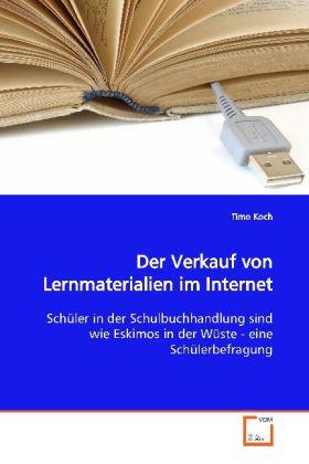 Der Verkauf von Lernmaterialien im Internet als...