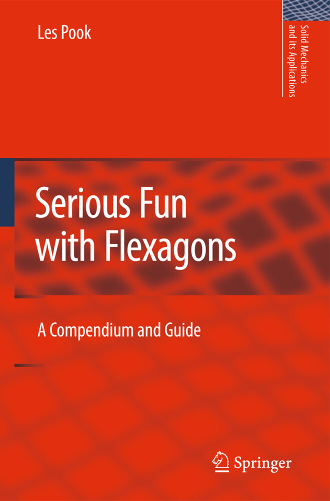 Serious Fun with Flexagons als Buch von Les Pook