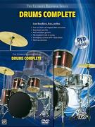 Ultimate Beginner Drums: Complete, Book & DVD (Hard Case) [With DVD]