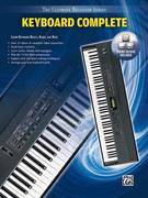 Ultimate Beginner Keyboard Complete: Learn Keyboard Basics, Blues, and Rock, Book & DVD (Sleeve) [With DVD]