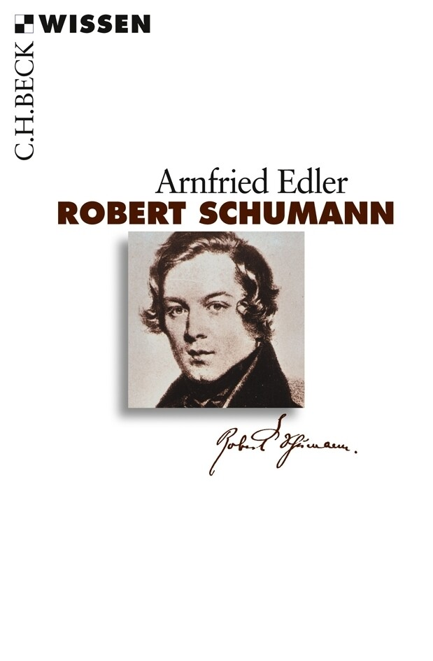Robert Schumann als Taschenbuch