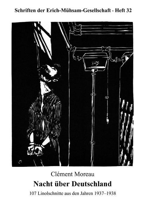 Nacht über Deutschland als Buch von Clement Moreau