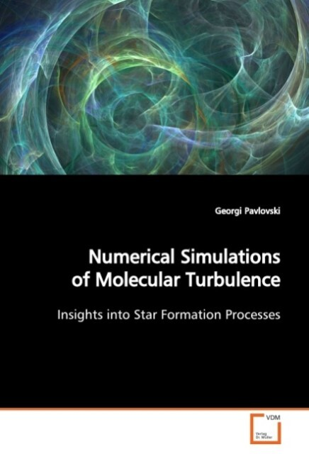 Numerical Simulations of Molecular Turbulence a...