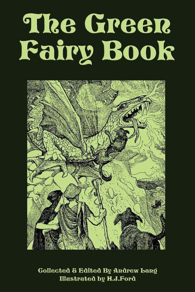 The Green Fairy Book als Buch von